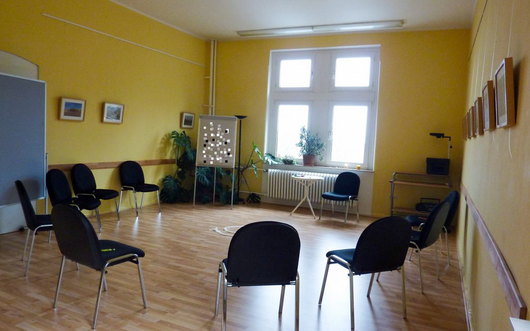 Vortragsraum - Zentrum für Psychotraumatologie e.V. Kassel