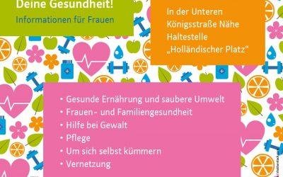 """Einladung zum """"Gesunden Nachmittag"""" in Kassel"""